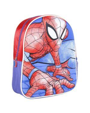 Sacs Garçon - Sac A Dos Bleu Spiderman - 2100002972