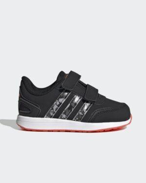 Baskets Bébé Garçon - Basket Noir Adidas - Vs Switch Fy9228 B