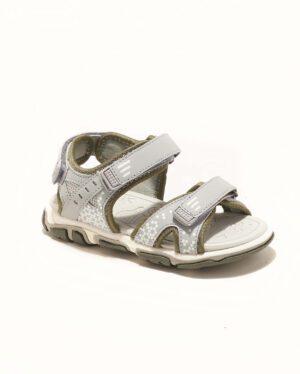 Sandales Garçon - Sandale Ouverte Gris Jina - Xdb7027-A803728