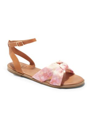 Sandales Plates Femme - Sandale Plate Tie Dye Jina - P11 Zh Style 7