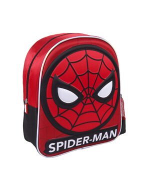 Sacs Garçon - Sac A Dos Rouge Spiderman - 2100003535